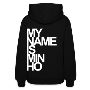 [SHINee] My Name is Minho - Women's Hoodie