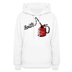 Boston Oil Can Boyd Women's Hooded Sweatshirt - Women's Hoodie