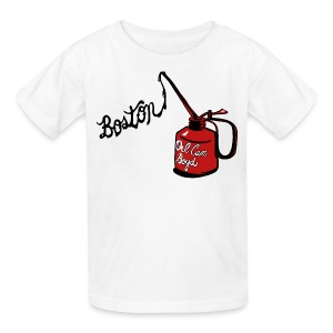 Boston Oil Can Boyd Children's T-Shirt - Kids' T-Shirt