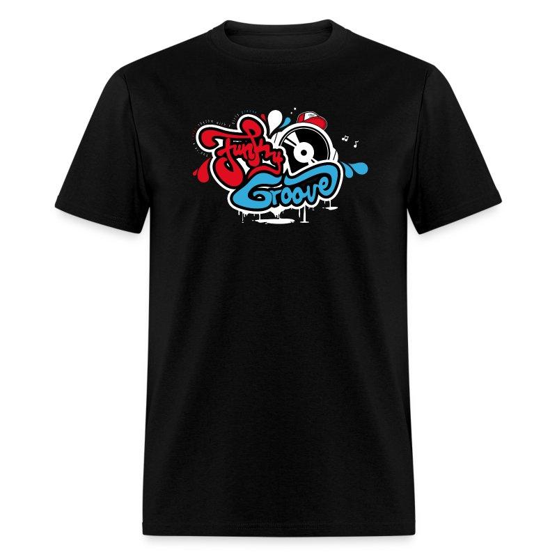 Funky Groove - Men's T-Shirt