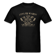 T-Shirts ~ Men's T-Shirt ~ Tyler Ward Left, Right