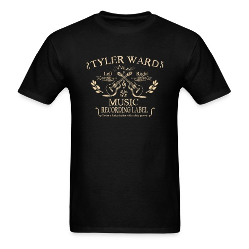 Tyler Ward Left, Right - Men's T-Shirt