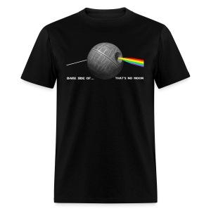 Dark Side of... That's No Moon - Men's T-Shirt