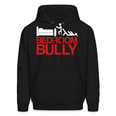 bedroom bully hoodie spreadshirt
