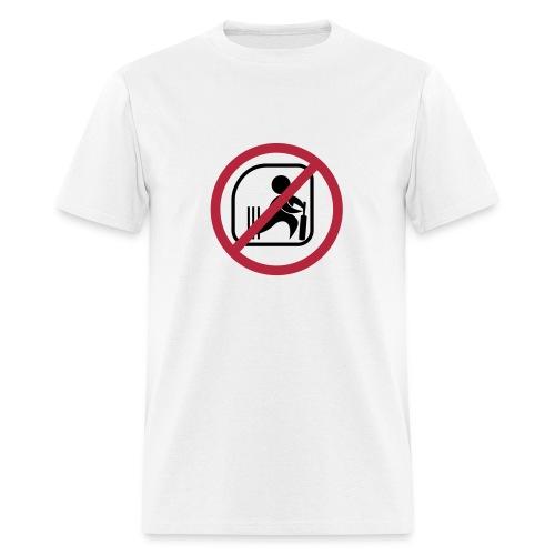 NO cricket match - Men's T-Shirt