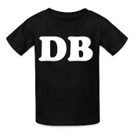 Kids' Shirts ~ Kids' T-Shirt ~ DB JR SHIRT