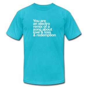 Remix - Men's Fine Jersey T-Shirt