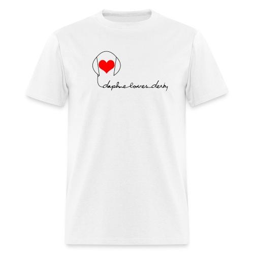 Listen To Your Heart - Daphne Loves Derby - Men's T-Shirt