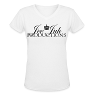 T-Shirts ~ Women's V-Neck T-Shirt ~ Article 6793228
