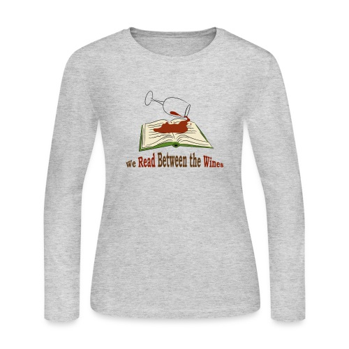 Book CLub - Women's Long Sleeve Jersey T-Shirt