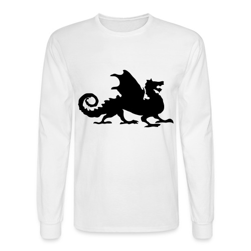 Dragon Shirt - Men's Long Sleeve T-Shirt
