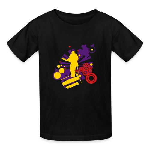 Music- Children's Tee - Kids' T-Shirt