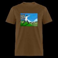 T-Shirts ~ Men's T-Shirt ~ Chalkboard On A Hill (Men's)