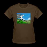 Women's T-Shirts ~ Women's T-Shirt ~ Chalkboard On A Hill (Women's)
