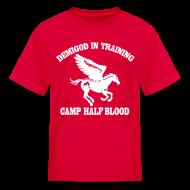 Kids' Shirts ~ Kids' T-Shirt ~ DEMIGOD