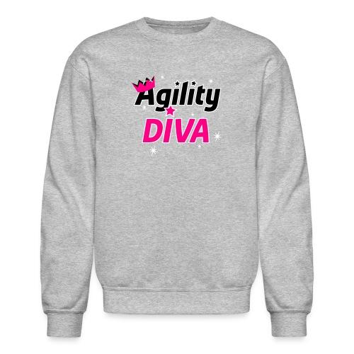 Agility Diva - Crewneck Sweatshirt
