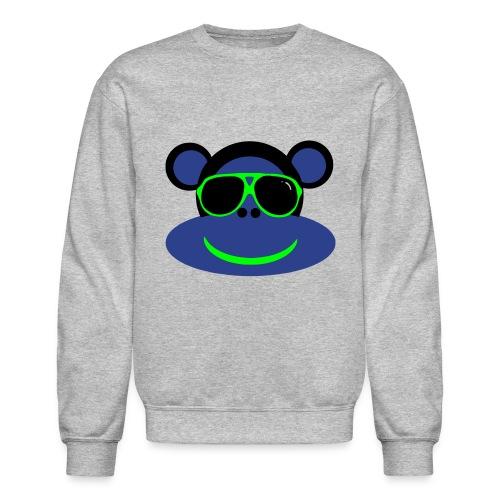 Cool Monkey CrewNeck - Crewneck Sweatshirt