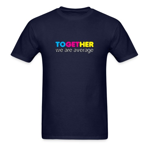 together - Men's T-Shirt