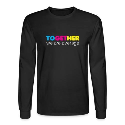 together - Men's Long Sleeve T-Shirt