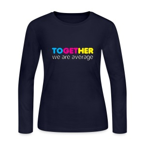 together - Women's Long Sleeve Jersey T-Shirt