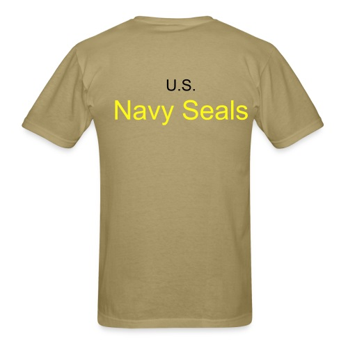 Navy Seals vs. Honor Grads - Men's T-Shirt