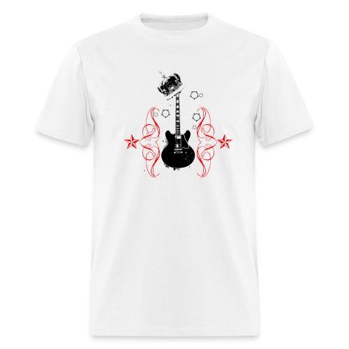 King of Rock! - Men's T-Shirt