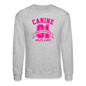 Canine Athletic Dept. - Crewneck Sweatshirt