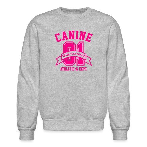 Canine Athletic Dept. - Crewneck Sweatshirt