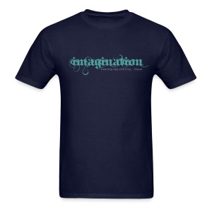 Imagination - Inventing Shit since... Forever - Men's T-Shirt