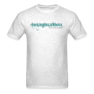 imagination - making stuff up - Men's T-Shirt