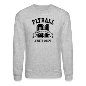 Flyball Athletic Dept. - Crewneck Sweatshirt