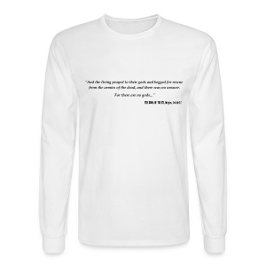 men's long-sleeve T - Men's Long Sleeve T-Shirt