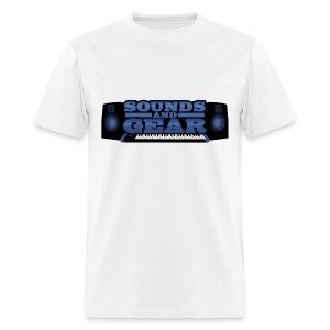 SAG- OG Logo Tee - Men's T-Shirt