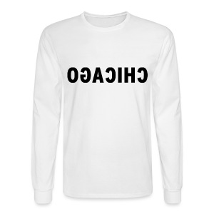 OGACIHC Men's Long Sleeve Tee - Men's Long Sleeve T-Shirt