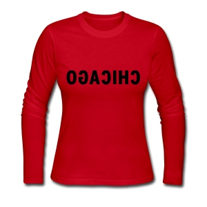 OGACIHC Women's Long Sleeve Jersey Tee - Women's Long Sleeve Jersey T-Shirt