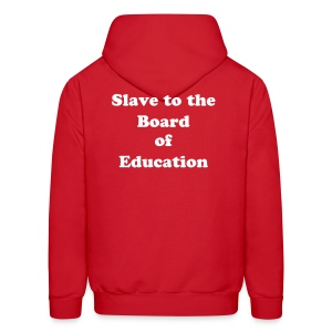 Slave to the Board - Men's Hoodie