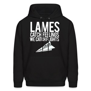 Limited Edition Lames Catch Feelings Hoodie - Men's Hoodie