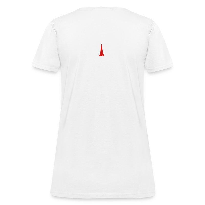 snow_white_logo_bw - Women's T-Shirt