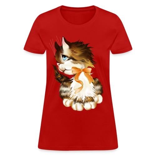 Kitten - Women's T-Shirt