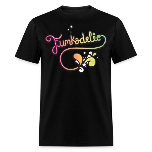 Men's T-Shirt - été,vintage,tshirt woman,tshirt man,tshirt,tee-shirt,tee shirt,tee,t-shirt,t shirt,sweat,summer,polo,musique funk,music funk,funkytshirt,funky fashion,funky,funk,fun,fashion,delire,club,boutique de tee,boutique,afro,80's,70's