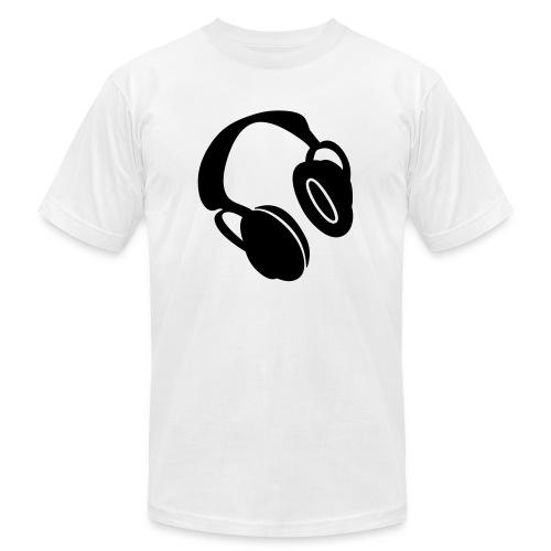 Headphone - Men's Fine Jersey T-Shirt