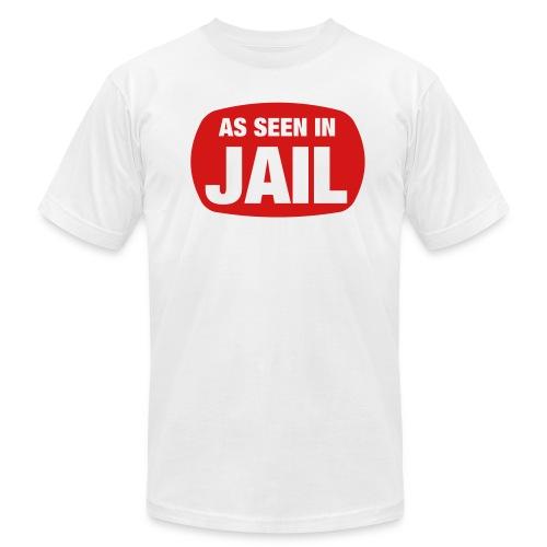 JailBird - Men's Fine Jersey T-Shirt