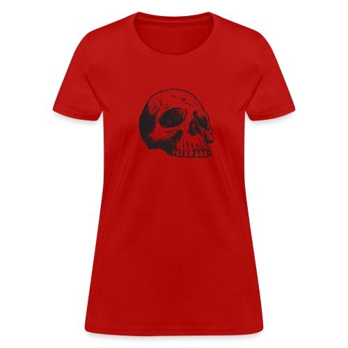 Crypt Skull - Women's T-Shirt