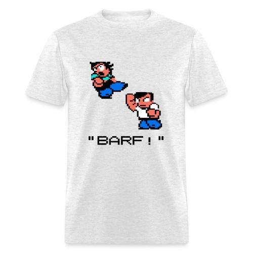 BARF! T-Shirt - Men's T-Shirt