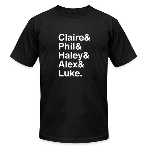 Modern Family - Dunphys - Men's Fine Jersey T-Shirt
