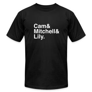 Modern Family - Cam Mitchell Lily - Men's Fine Jersey T-Shirt