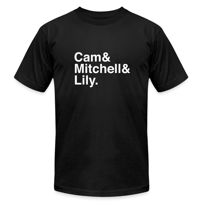 Modern Family - Cam Mitchell Lily - Men's T-Shirt by American Apparel