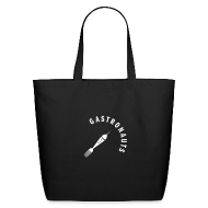 Bags & backpacks ~ Eco-Friendly Cotton Tote ~ Gastronauts Eco-Friendly Cotton Tote