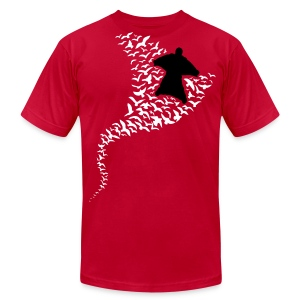 Fly Like The Birds - Men's Fine Jersey T-Shirt