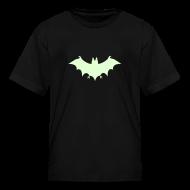 Kids' Shirts ~ Kids' T-Shirt ~ MR. BAT-MAN Glow in the Dark